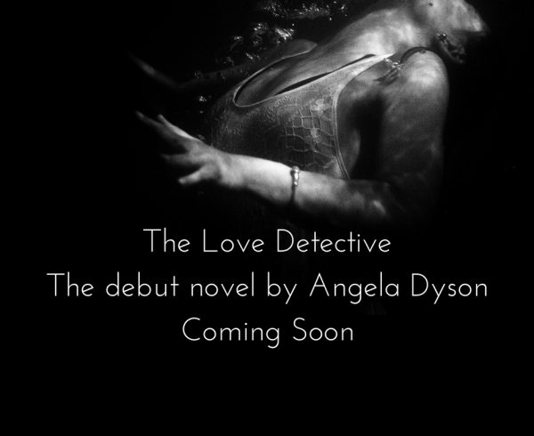 chick lit brighton The Love Detective Angela Dyson (1)