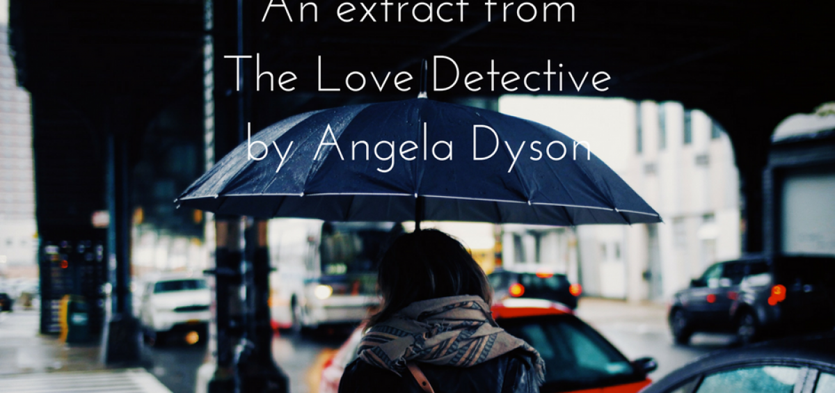An extract from The Love Detective Fiction by Angela Dyson