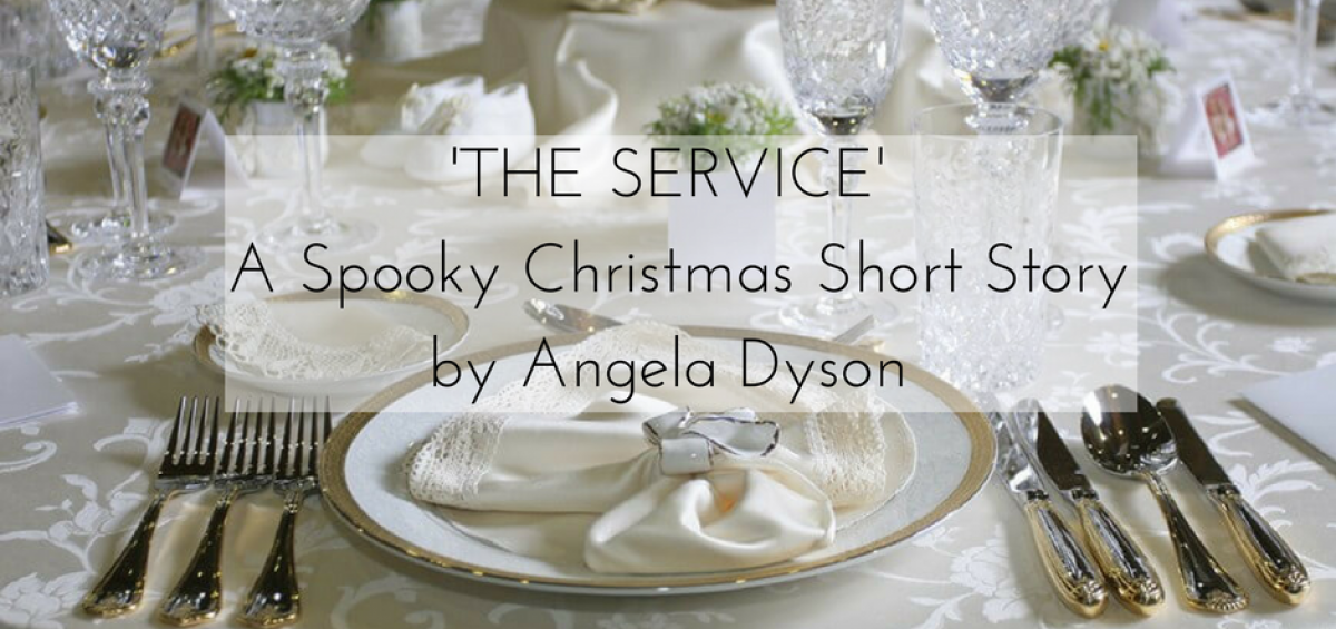 spooky christmas short story angela dyson the service
