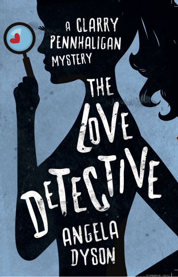 The Love Detective by Angela Dyson