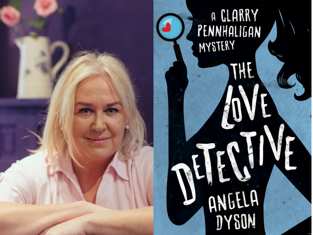 the love detective angela dyson