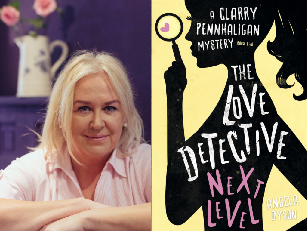 The Love Detective: Next Level by Angela Dyson