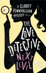 The Love Detective Next Level by Angela Dyson buy here