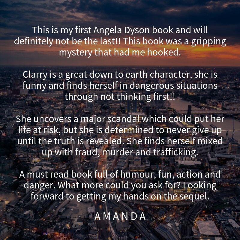 angela review The love detective