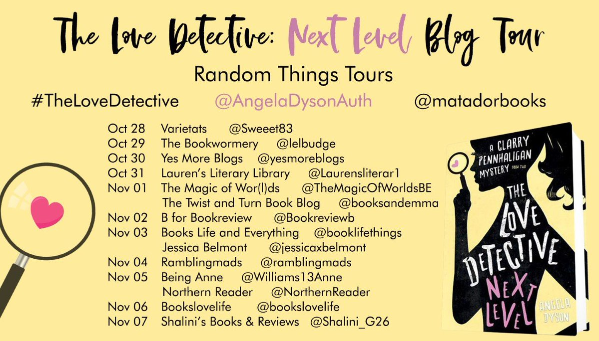 TLD Next Level Blog Tour