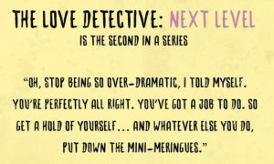 TheLoveDetective next level angela dyson teaser